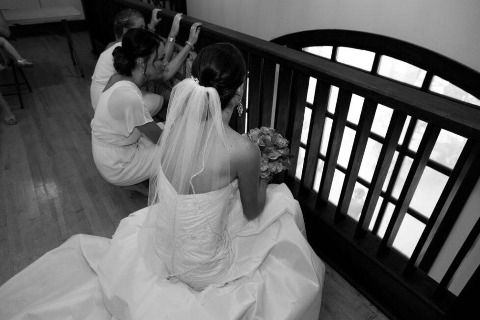 Chicago's Humboldt Park Boathouse Wedding