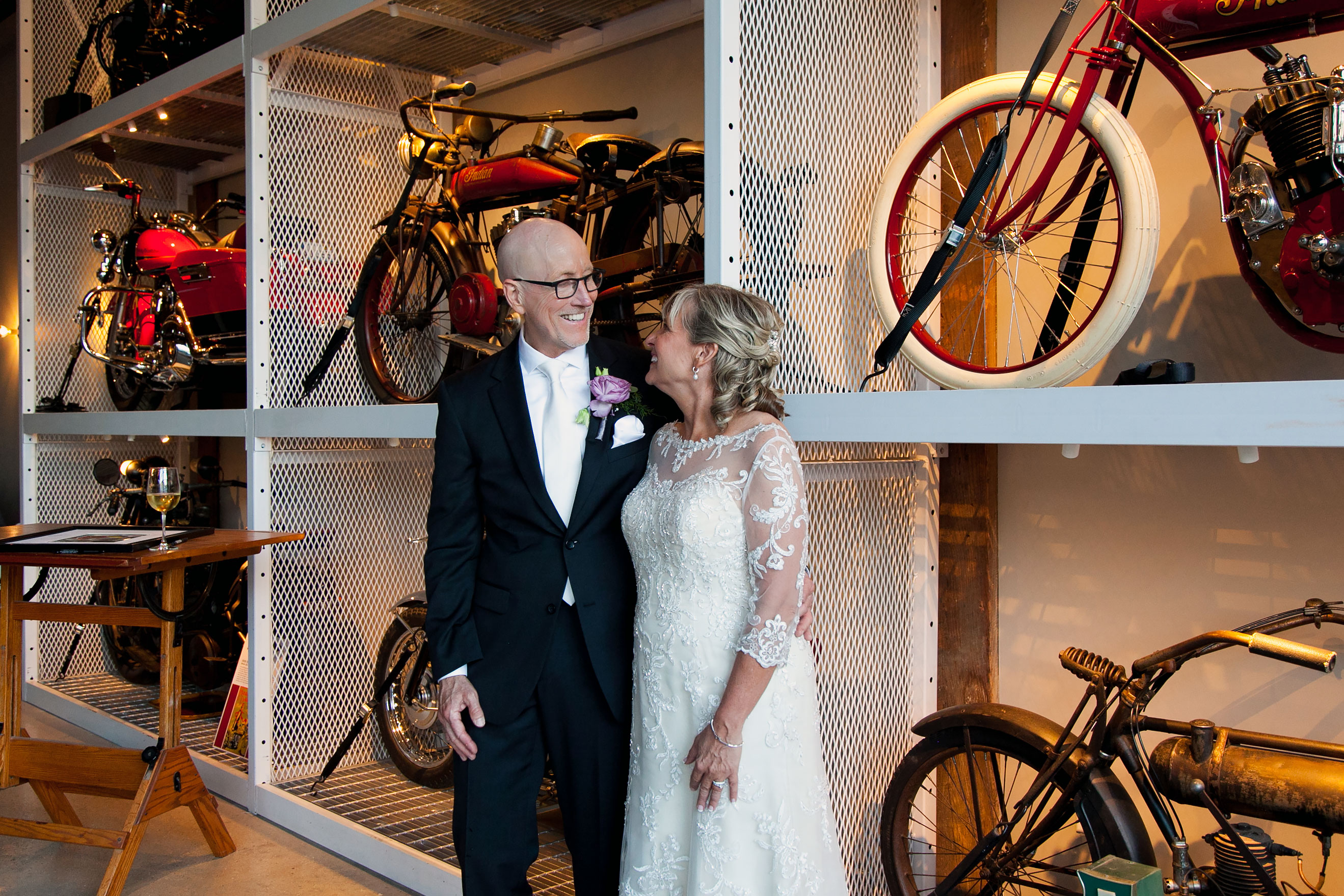 Rob & Susan - Warehouse 109 Wedding